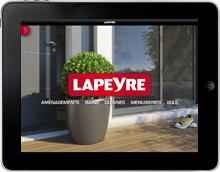 app-ipad-lapeyre-prestimedia