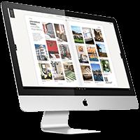 catalogues interactifs pour oridinateurs