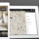 Prestimedia vous présente ses références de solutions digitales : exemple Application ipad Maisons du monde