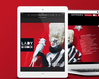 Prestimedia vous présente ses références de catalogues interactifs : exemple Sephora