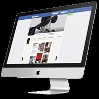 catalogue interactif pour votre page Facebook