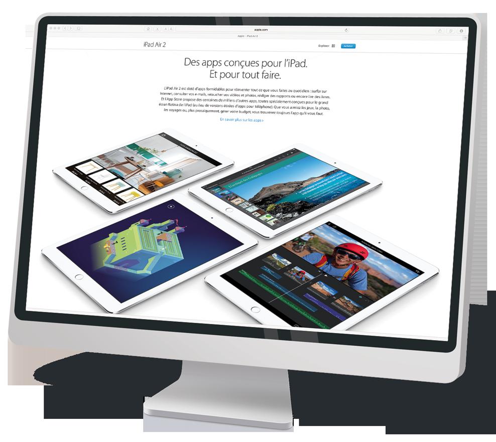 Application ipad maisons du monde d velopp e par for Application construction maison ipad