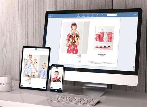 Jacadi catalogue interactif